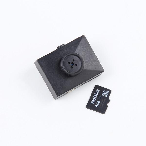 HD 1080P Mini Button Kamera Super Body Secuity Mini Pocket Cam lange Kabel Tragbare DV Mini Camcorder HD Video Recorder