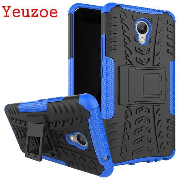 Macio TPU + PC Telefone Tampa Traseira Para Meizu M3 Nota / M5 Nota case Para Meilan note3 note5 M3s M3 Mini Smartphone caixa de Silicone