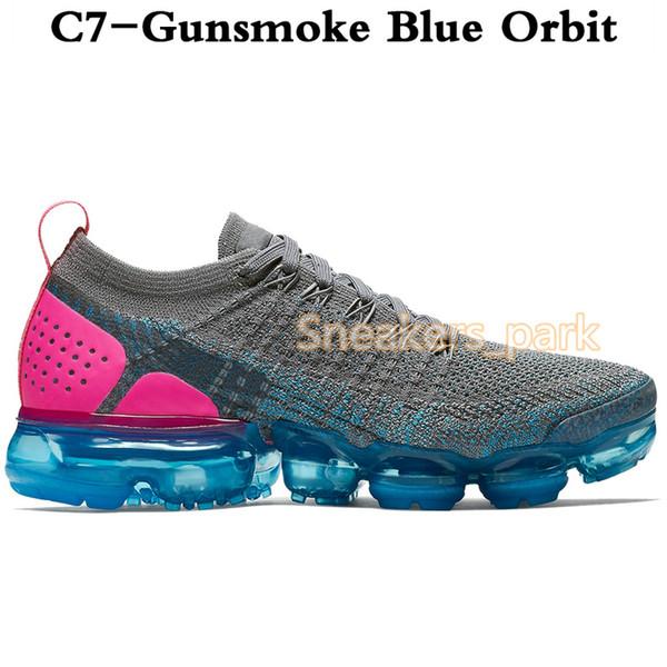 C7-Gunsmoke Blue Orbit
