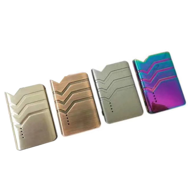 Ecig Mod Battery Box OMAOO HD01 Vape Mod 300mAh Preheating Voltage Adjustable Vape Mod 5 Colors 100% Original