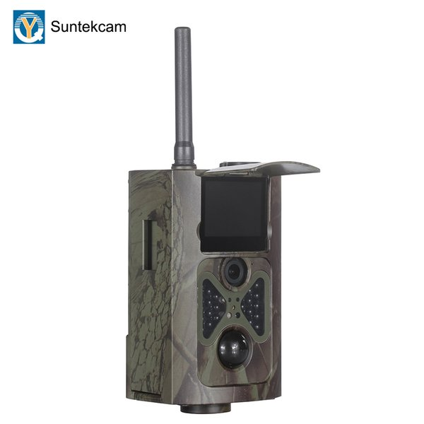SUNTEKCAM HC-550LTE 4G Trail Camera Hunting 16MP Photo Video Tracking Game Cameras Email MMS SMS IR Camera Trap Hunting