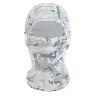 Blanc Camouflage