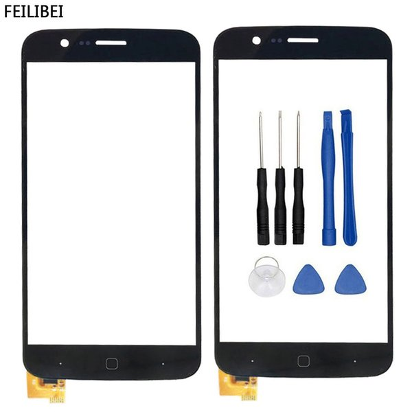 For Vernee Thor Touch Screen Digitizer Assembly Replacement Front Glass Touch Panel Sensor For Vernee Thor 5.0 inch Tools