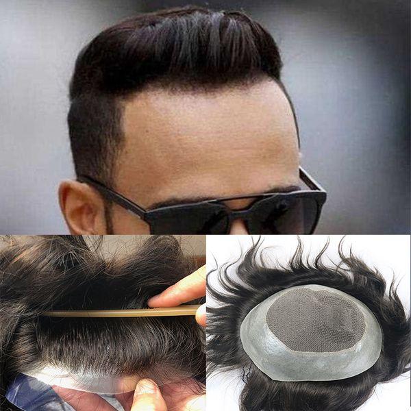 Австралийская базовая 100% человеческая парик для волос для волос 8