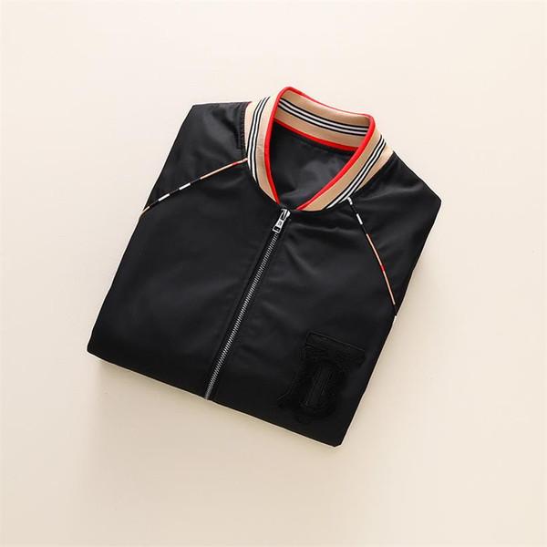 Veste de designer pour hommes, trench-coat de créateur de mode pour hommes, manteau bleu à fermeture à glissière décontractée, trench-coat de designer G81