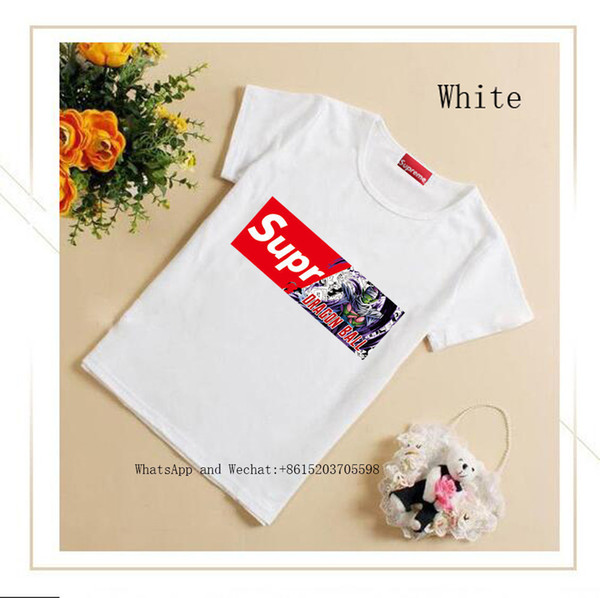 3a5b4940 2019 Boys clothing Girl Summer Wear Short Sleeve T cute T-shirt Baby  Children Half Whole Cotton Jacket Children's Clothes