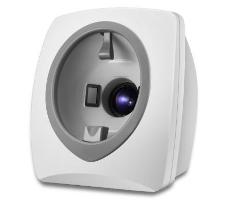 Yeni Akıllı Cilt Tarayıcı Analiz / Sihirli Ayna Yüz Analizi Makinesi Dijital Kullanım Teknolojileri Kamera Ev Kullanımı Için Veya Güzellik Salonu