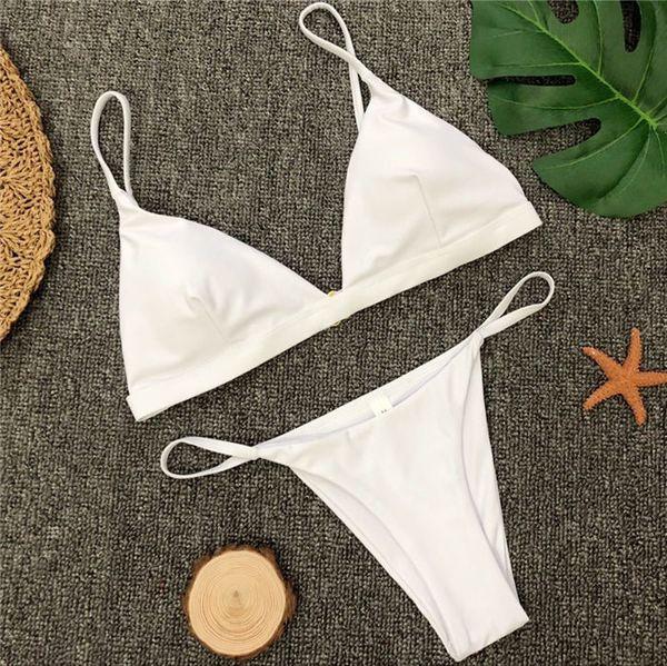 beyaz Bikini