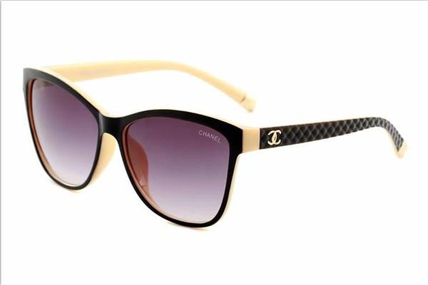 Moda popolare occhiali da sole 5330 donne di lusso francese classico francese designer di marca nuove donne occhiali da vista grandi occhiali da sole da donna