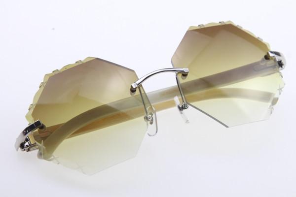 Gümüş Kahverengi Lens
