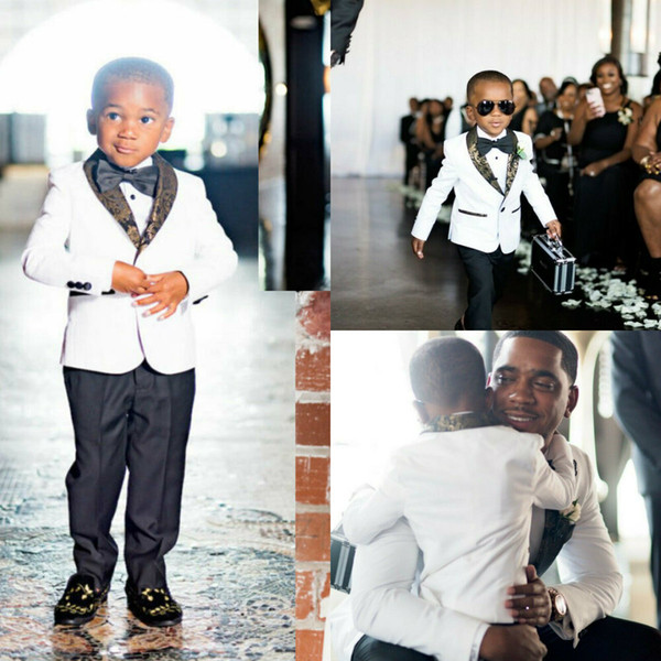 Sell Like Hot Cakes!Classic Black Boys Formal Attire Wedding