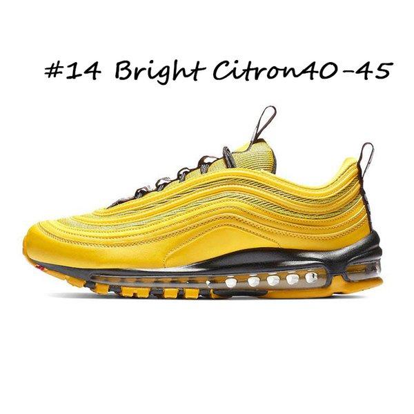 # 14 Bright Citron 40-45