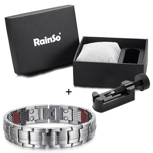 silver bracelet set