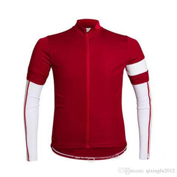 Equipo Rapha ciclismo jersey top chaqueta Bisiklet desgaste bicicleta maillot ropa ciclismo ropa de bicicleta envío gratis F60402