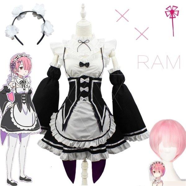 Abiti RAM con Wig-S