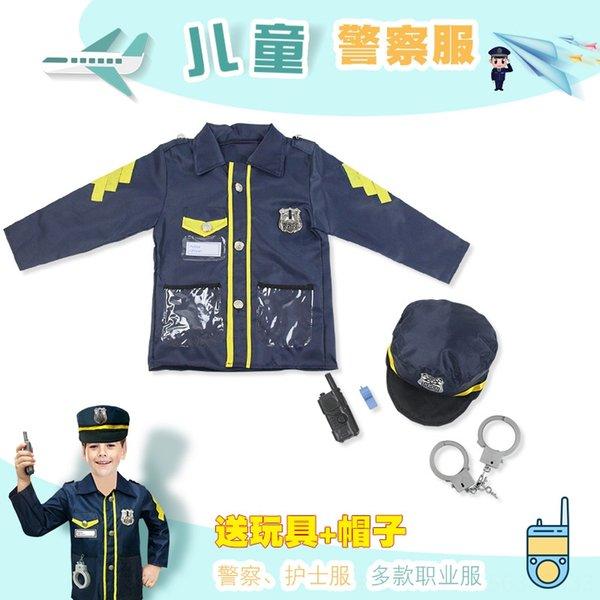 Crianças # 039; s Serviço de Polícia de Nova