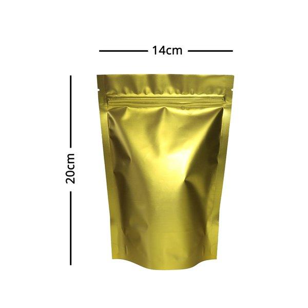 14x20cm Matte Ouro