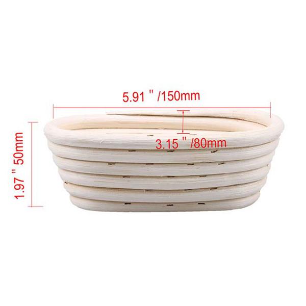 Ovale / 150x80x50mm
