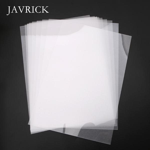10 piezas en blanco hojas termocontraíbles diseño de arte papel niños dibujo proyecto de joyería diy accesorios colgantes herramienta de fabricación de joyas
