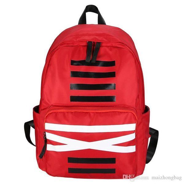 Waterphoof Nylon Backpack New Vogue Laptop Backpacks For Teenager Nice Large Capacity Travel Bags Fashion Design