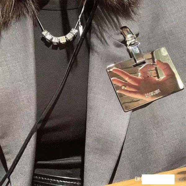 Emboscada joven oro y plata de la broche de marca personalizadas de los hombres de gama alta y broche de joyería de las mujeres