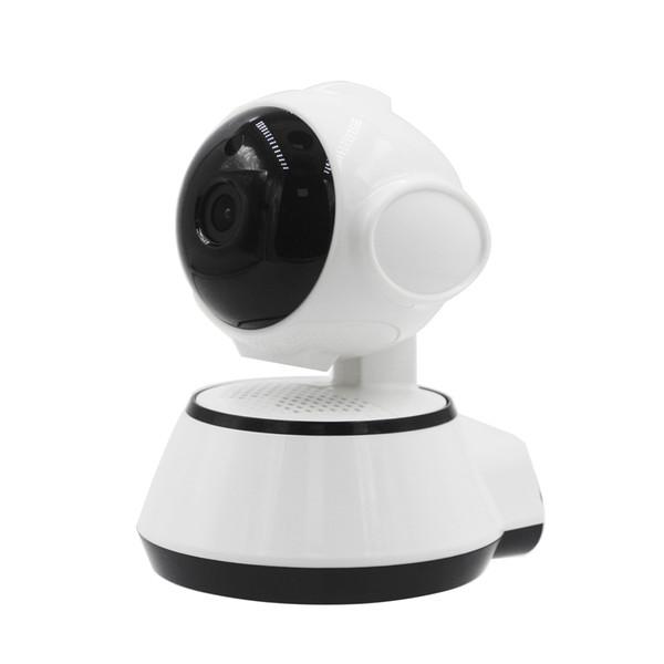와이파이 IP 720P CCTV 보안 스마트 홈 보안 IR 카메라 벽걸이 나이트 비전 720P 지원 모션 감지
