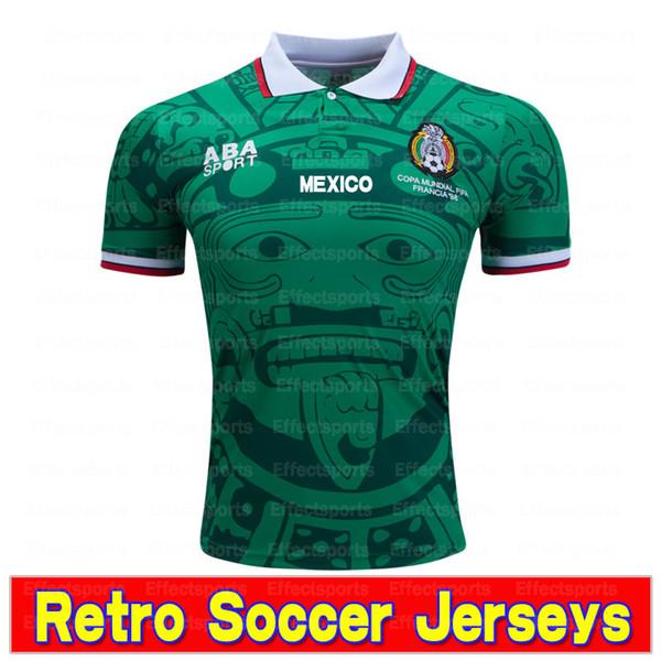 Rétro Mexico Vert Non Nom