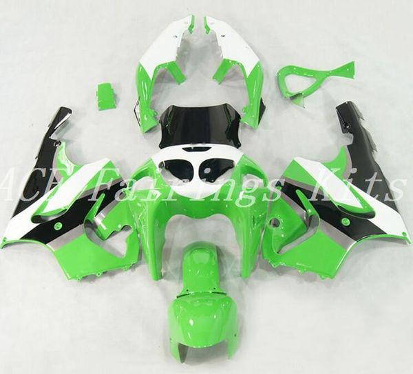 High quality New ABS motorcycle fairings fit for kawasaki Ninja ZX7R 1996-2003 ZX7R 96 97 98 99 00 01 02 03 fairing kits black white green