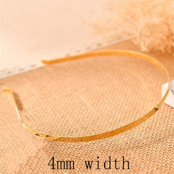 Gold 4mm