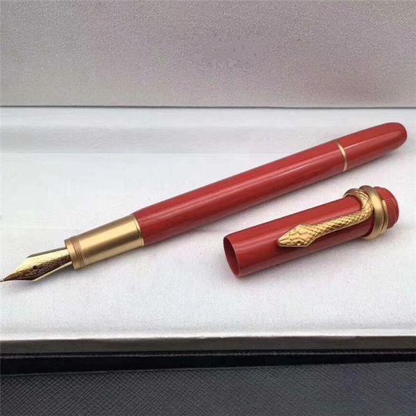 نافورة القلم كليب الذهب