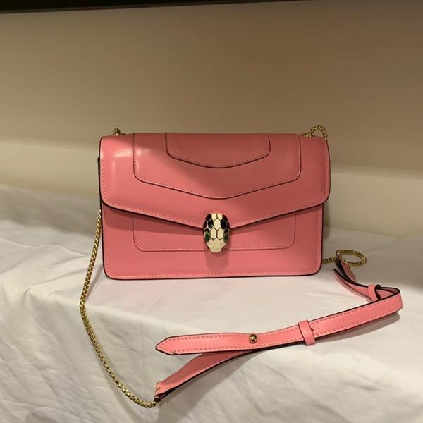 borse di lusso di moda borsa borse a tracolla Messenger Bag Crossbody Borse 2019 Vendita di prodotti 23 × 15 × 7cm Borsa a forma di serpente