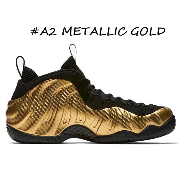 #A2 METALLIC GOLD