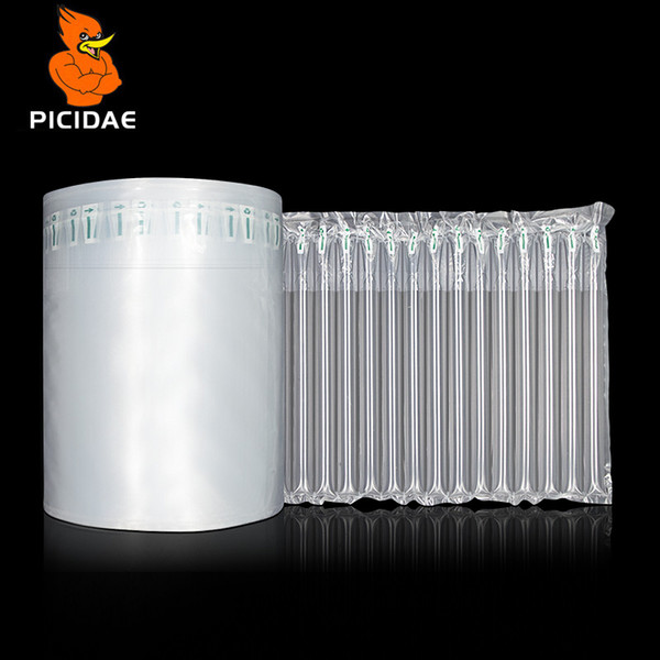 50cm Anti fall pressure Quakeproof Air column Bubble bag Buffer Roll film protection Inflatable packaging cushion fruit cup Red wine bottle