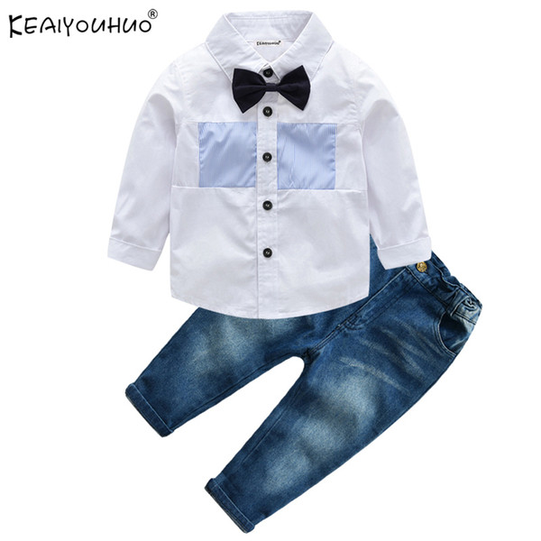 Spring Boys Clothes Sets Carnival Easter Costume For Toddler Boy Clothes Children Clothing Gentleman Outfits Suits Kids