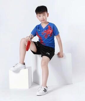 child blue set