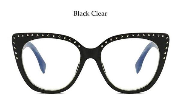 Lenses Color:black clear