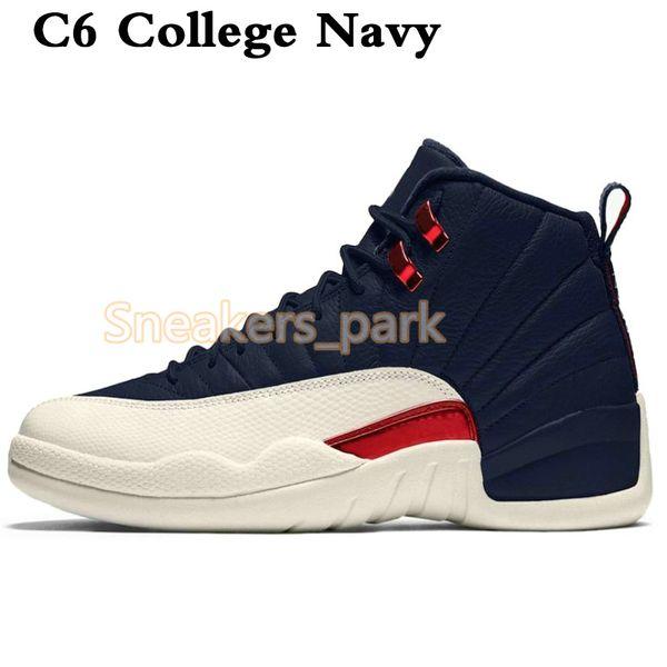 C6-College Navy
