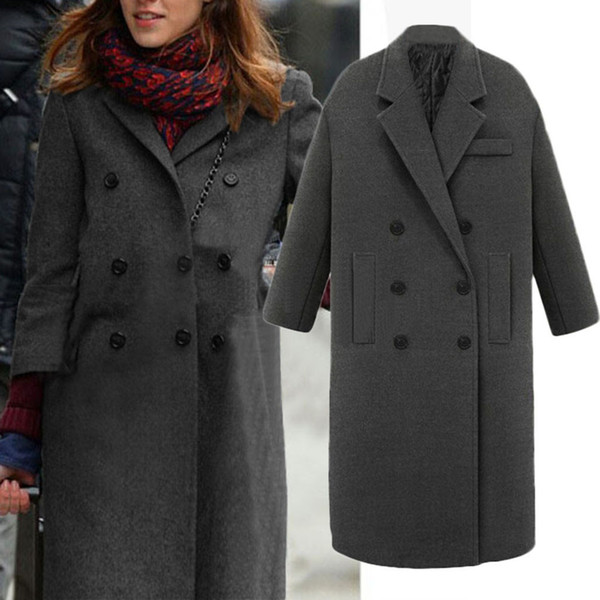 Coat 2019Top Women Warm Slim Jacket Thick Parka Overcoat Winter Outwear Zipper Coat