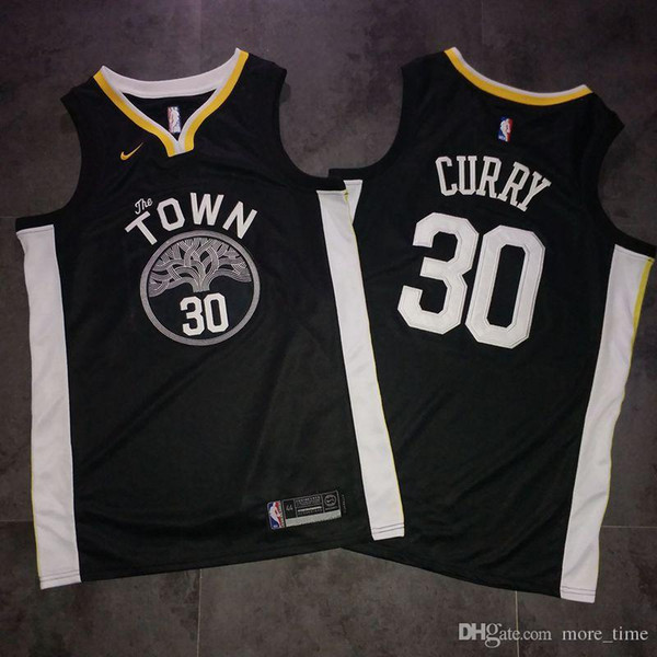 online store 688ce 5a363 2019 Mens Stephen Curry Alternate Swingman Jersey High Quality Golden 2019  State Warrior Stephen 30 Curry Authentic Basketball Jersey Embroidery From  ...