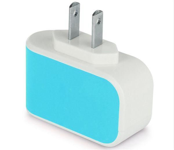 US Plug_Blue