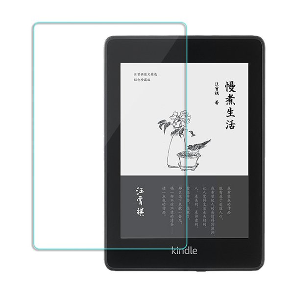 Protecteur d'écran en verre trempé pour Kindle Paperwhite 4/2/3 50pcs / lot