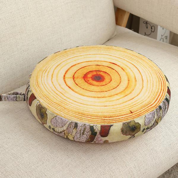 Memory Cotton Pillow Fruit Cushion Cartoon Seat Chair Garden Pillows Fruit Pillow Pad Coussin Exterieur Lounge Cushions 60b0219 SH190814