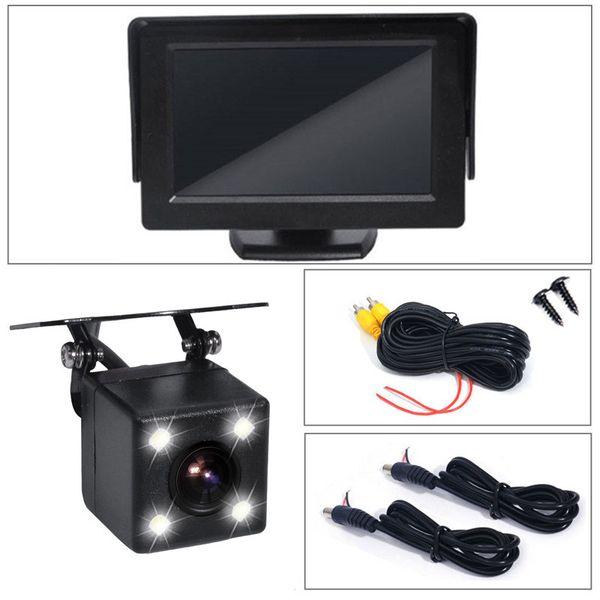 China-Monitor 4 LED