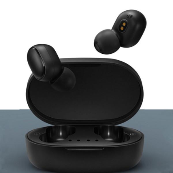 Auricular de Bluetooth para auriculares Bluetooth TWS A6S 5.0 Auriculares inalámbricos vida impermeable auricular Bluetooth con micrófono para todo el teléfono elegante