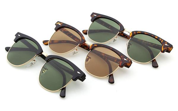 Luxury-25pcs Promotions Brand designer High Quality Sunglasses Metal Hinge Sunglasses Men Glasses Women Sun glasses UV400 Styling sunglasses