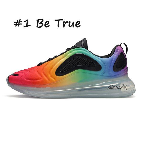 1 Be true