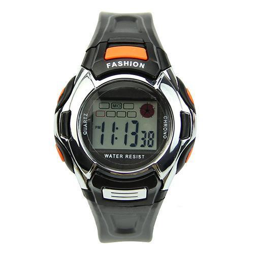 best selling Fashion Kids Unisex Multifunction Waterproof sport Electronic Digital Wrist Watch New