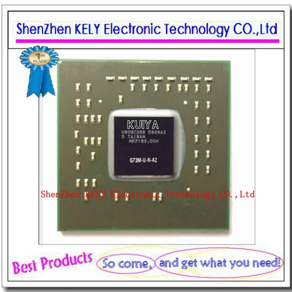 100% nuovo chipset originale G73M-U-N-A2 G73M U N A2 BGA