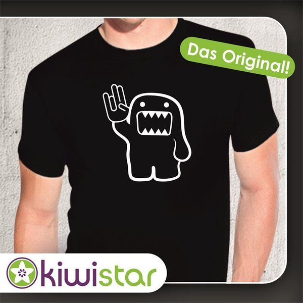 Shocker Hand Domo - tsf0171 T-Shirt Sticker Bomb Sticker Oem Tuning Men Women Unisex Fashion tshirt Free Shipping black