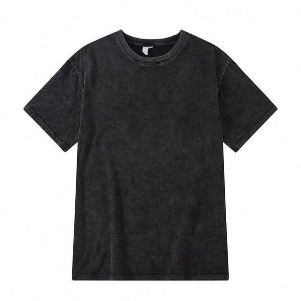 new fear of god t shirt arrival mens Designer summer t shirts Fear of God men tshirts Washed OVERSIZE Short sleeve t-shirt Loose splice tees